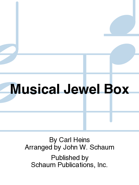 Musical Jewel Box