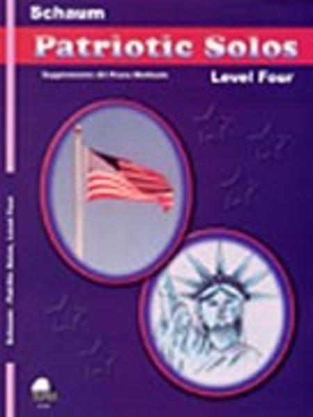 Patriotic Solos, Level 4