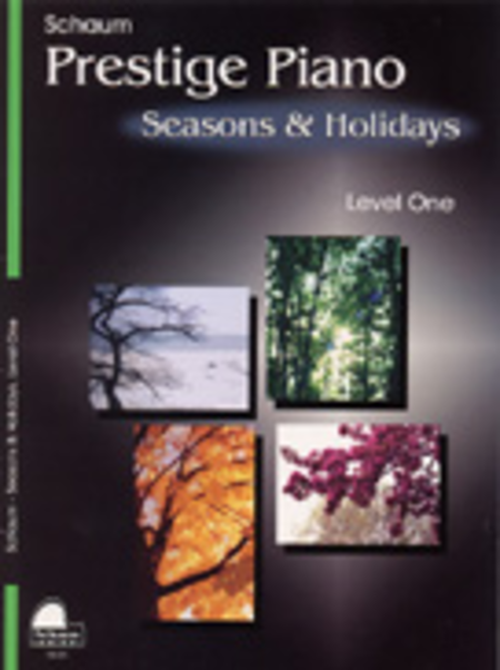 Seasons & Holidays, Level 1