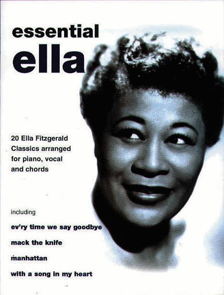 Ella Fitzgerald -- Essential Ella