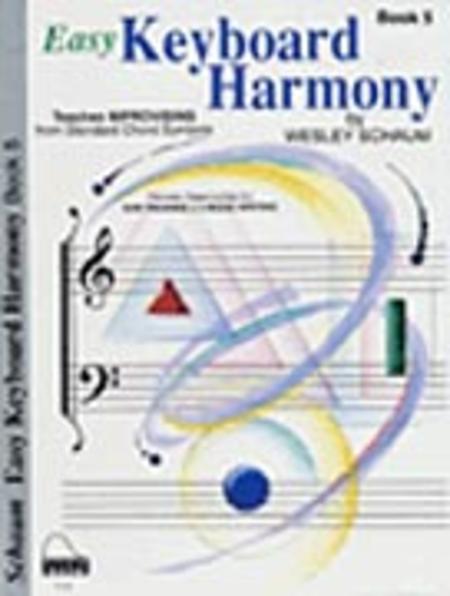 Easy Keyboard Harmony, Book 5