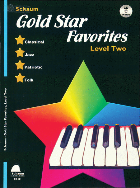 Gold Star Favorites, Level 2