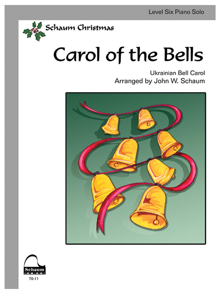 Carol of the Bells (Ukrainian Bell Carol)