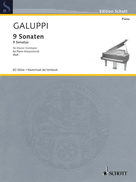 9 Sonatas