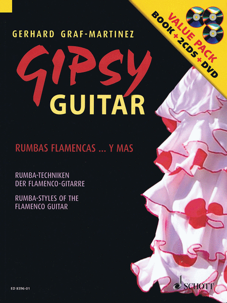 Gipsy Guitar Value Pack