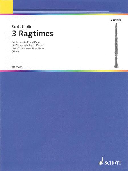 3 Ragtimes