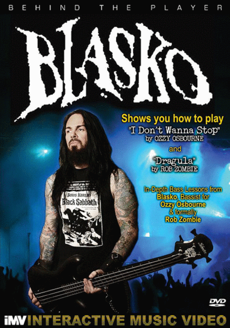 Behind the Player -- Blasko