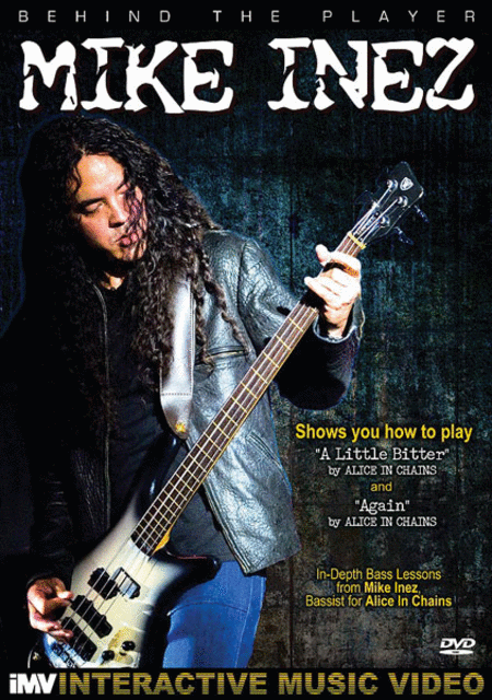 Behind the Player -- Mike Inez