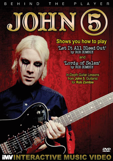 Behind the Player -- John 5
