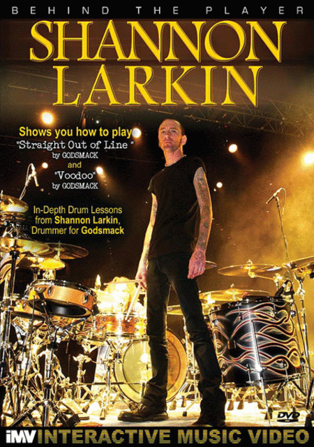 Behind the Player -- Shannon Larkin