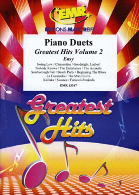 Piano Duets, Greatest Hits, Volume 2