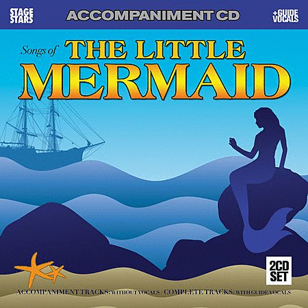 The Little Mermaid (Karaoke CD)