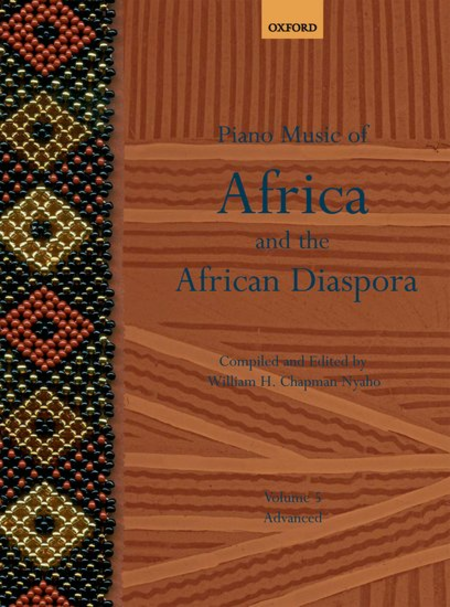 Piano Music Of Africa And The African Diaspora - Volume 5