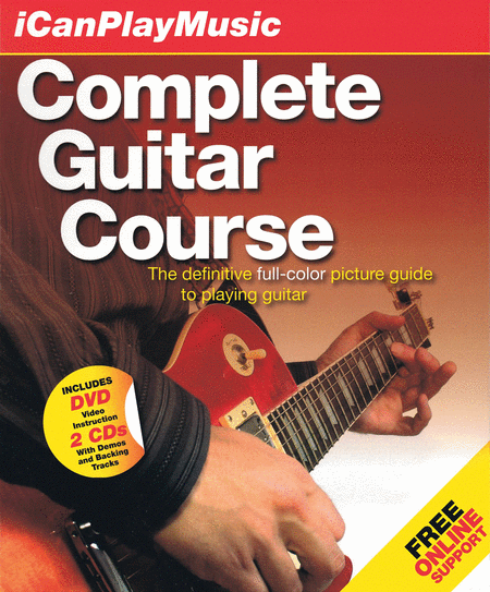 I Can Play Music: Complete Guitar Course