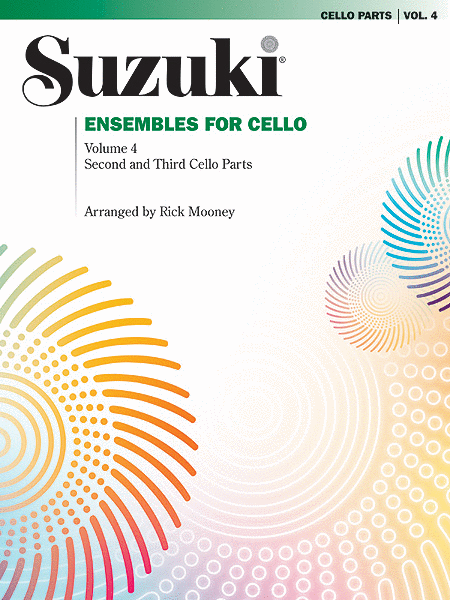 Ensembles for Cello, Volume 4