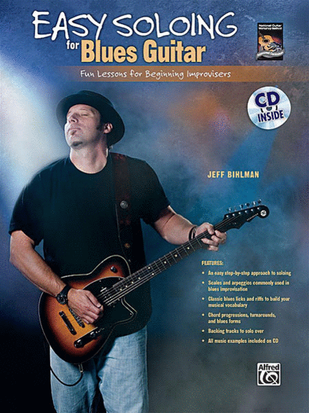 Easy Soloing for Blues Guitar