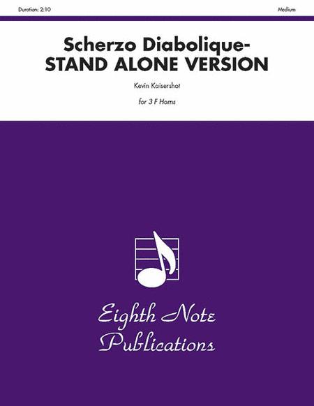 Scherzo Diabolique (stand alone version)