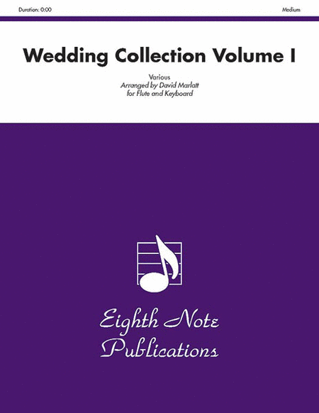 Wedding Collection, Volume 1