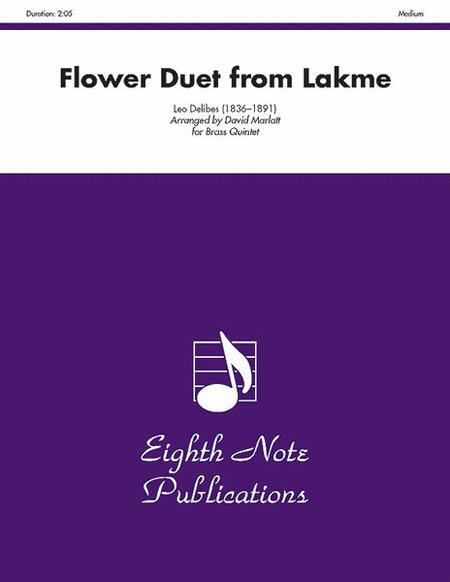 Flower Duet (from Lakme)