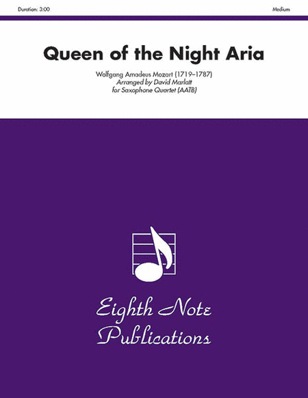 Queen of the Night Aria