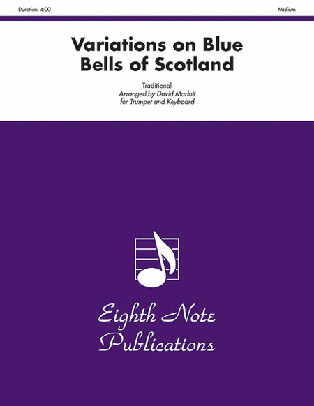 Variations on Blue Bells of Scotland