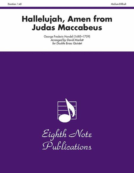 Hallelujah, Amen (from Judas Maccabeus)