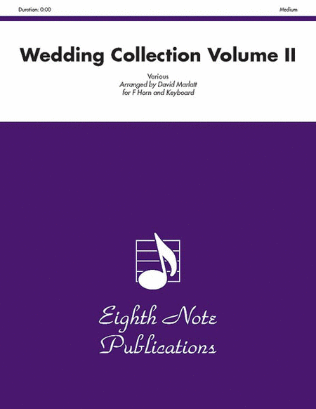 Wedding Collection, Volume 2