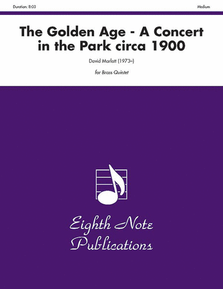 The Golden Age -- A Concert in the Park circa 1900
