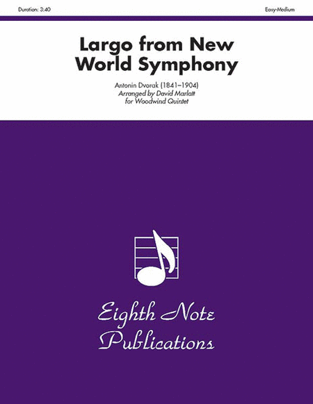 Largo (from New World Symphony)