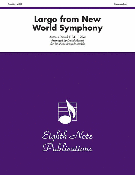 Largo (from New World Symphony)