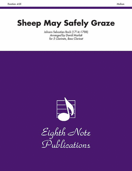 Sheep May Safely Graze