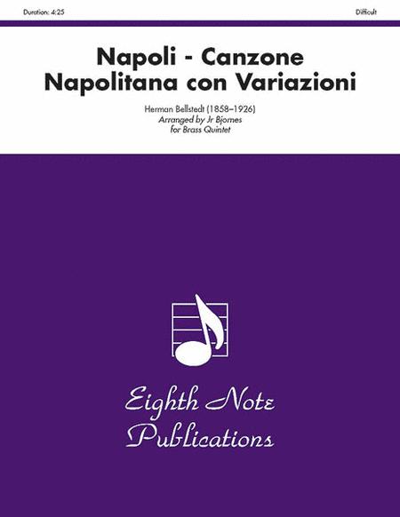 Napoli -- Canzone Napolitana con Variazioni
