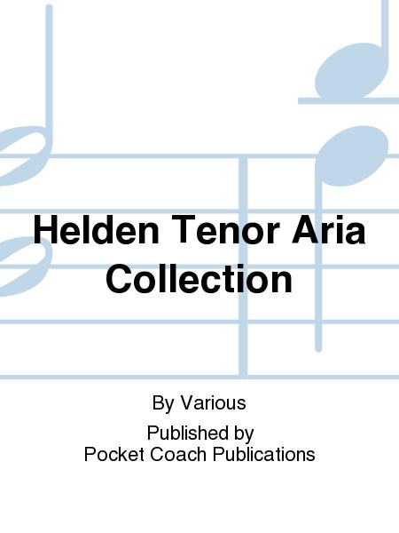 Helden Tenor Aria Collection