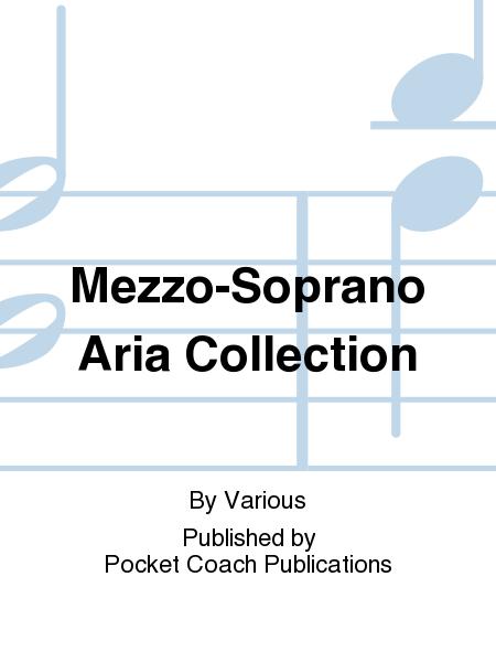 Mezzo-Soprano Aria Collection