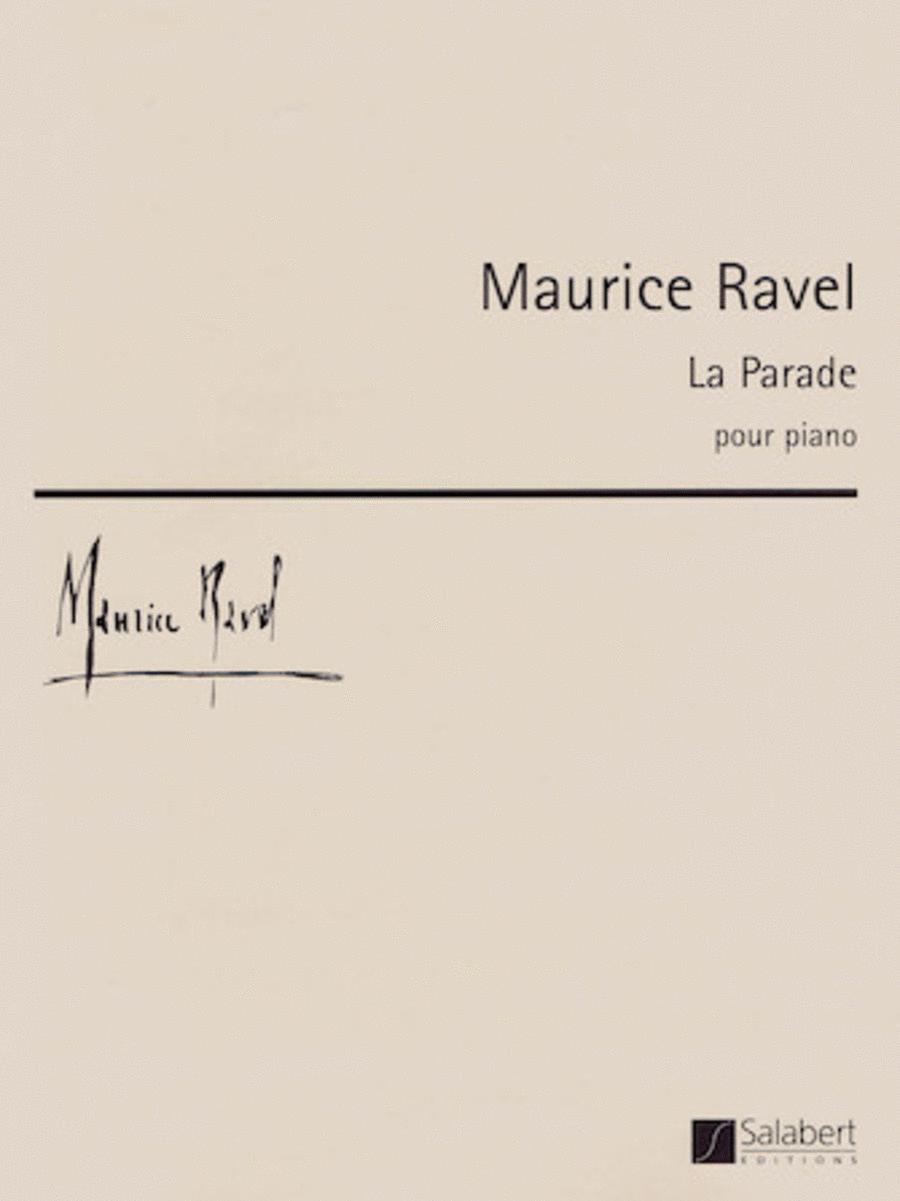 Maurice Ravel - La Parade