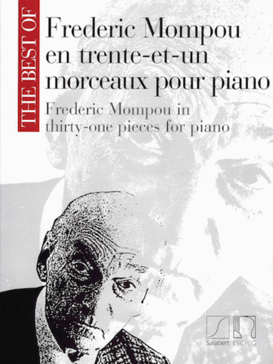 Frederic Mompou - 31 Pieces for Piano