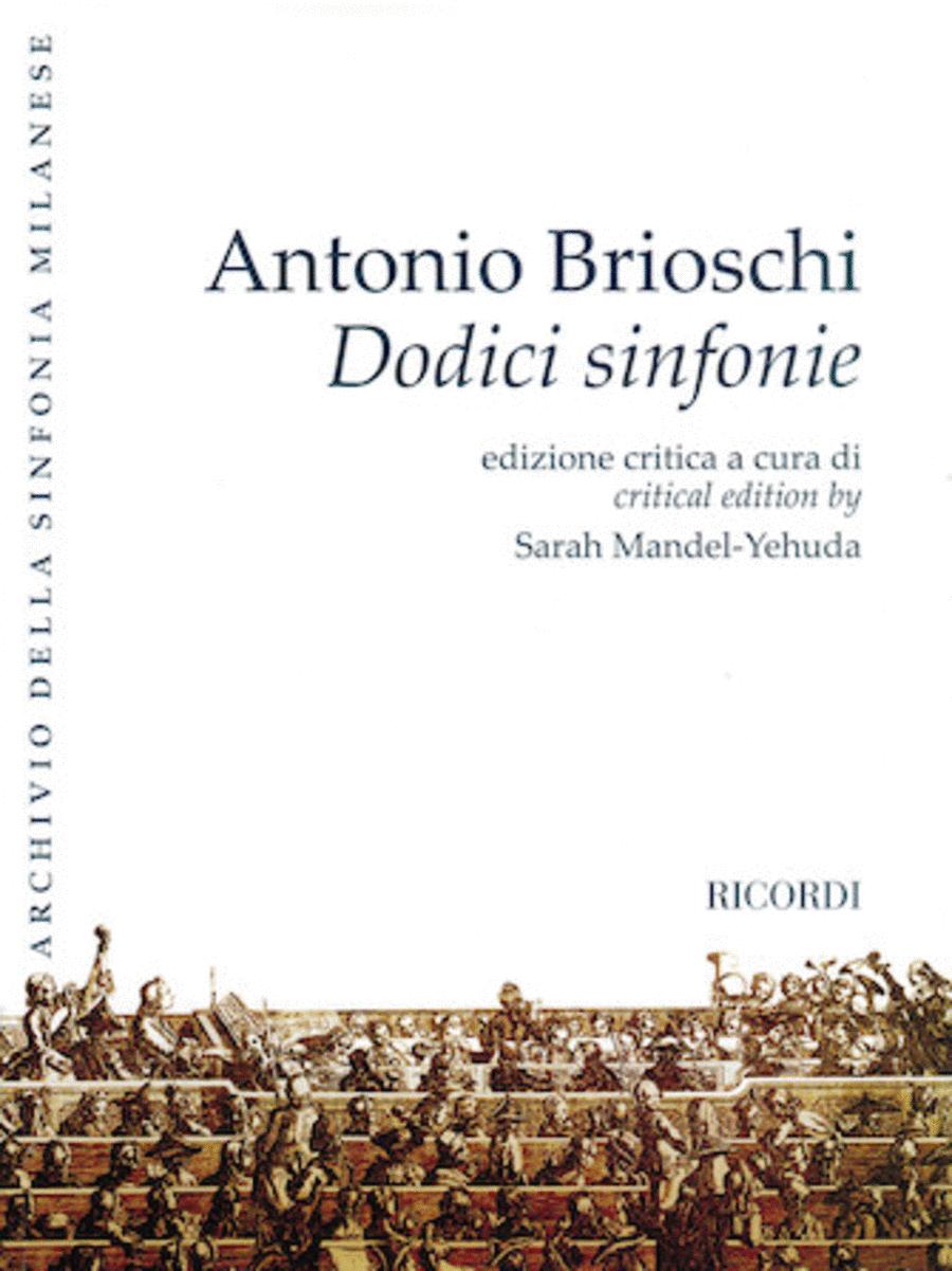 Twelve Symphonies (Dodici sinfonie)