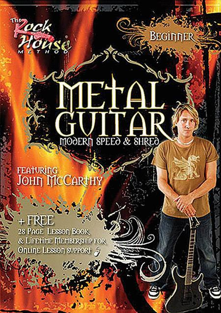 John McCarthy - Metal Guitar