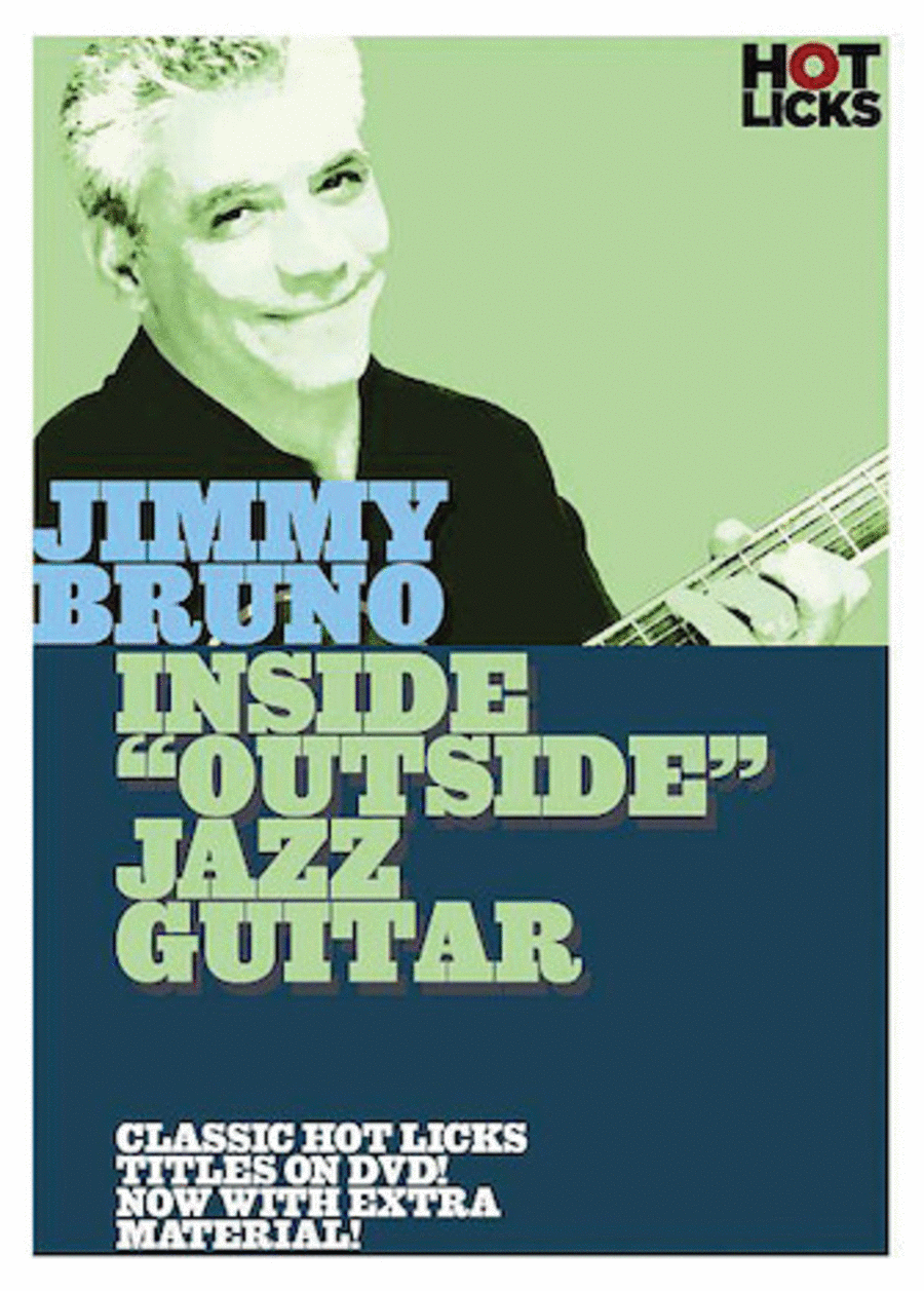 Jimmy Bruno - Inside Outside Jazz Guitar