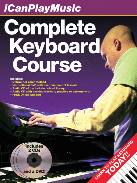 iCanPlayMusic Keyboard Course
