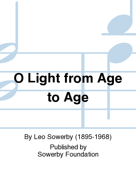 O Light From Age To Age