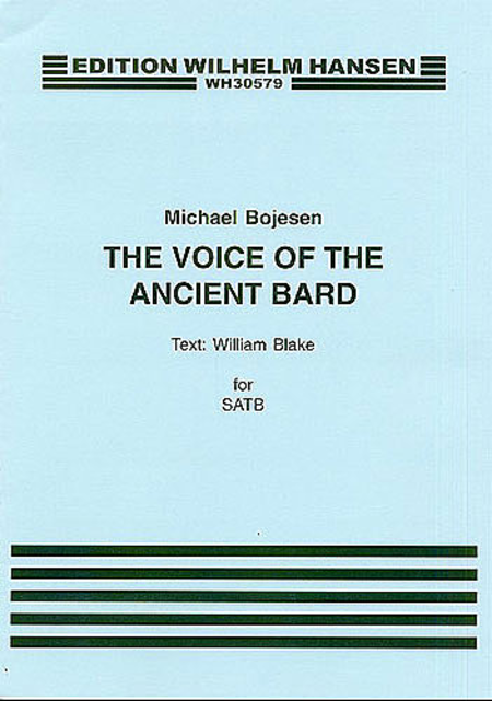 Michael Bojesen: The Voice Of The Ancient Bard