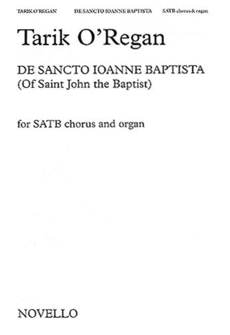 De Sancto Ioanne Baptista