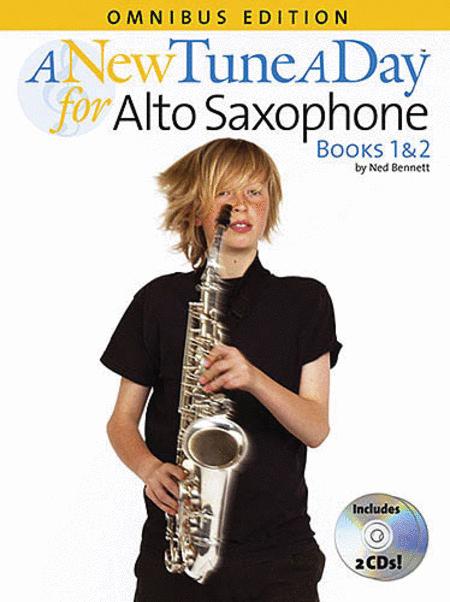 A New Tune a Day: Alto Saxophone Books 1 & 2