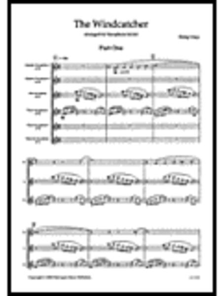 Philip Glass: The Windcatcher (Score)
