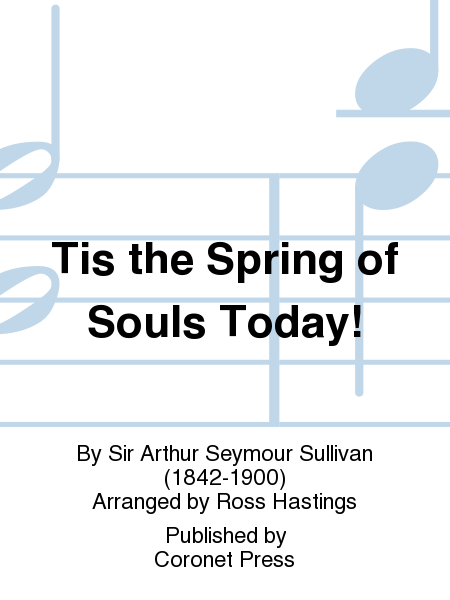 Tis the Spring of Souls Today!