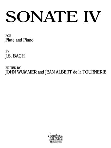 Sonata No. 4 in C