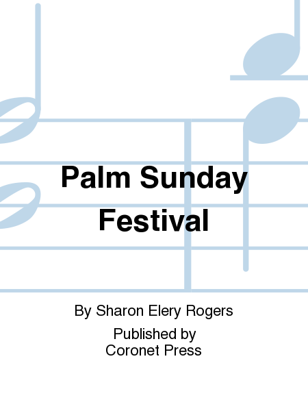 Palm Sunday Festival