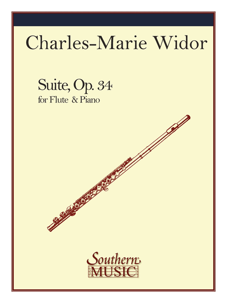 Suite Op. 34 No. 1
