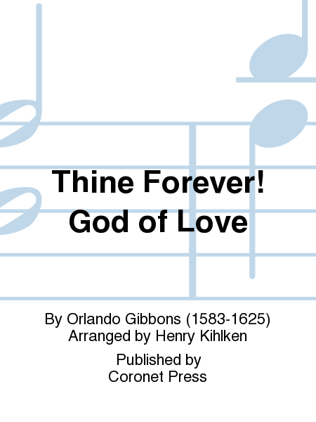 Thine Forever! God of Love